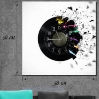 Часы-картина настенные