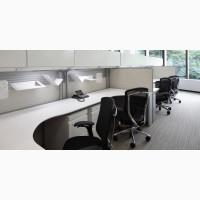 Кресло офисное OKAMURA CONTESSA Black, Полированная Рама