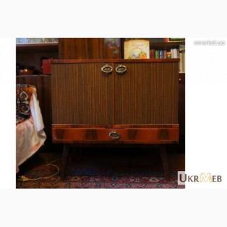 Тумба - бар под телевизор в комнату, гостинную, на дачу