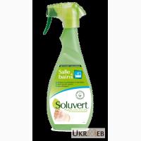 Экологическое средство для мытья ванной комнаты Soluvert (0, 5 л.)