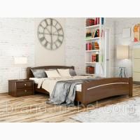 Дерев#039;яне ліжко двоспальне Венеція