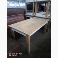 Столы деревянные б/у для кафе