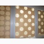 Рулонные шторы, тканевые ролеты день ночь