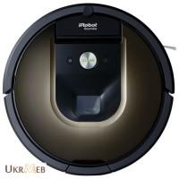 Робот-уборщик iRobot Roomba 980 купить пылесос