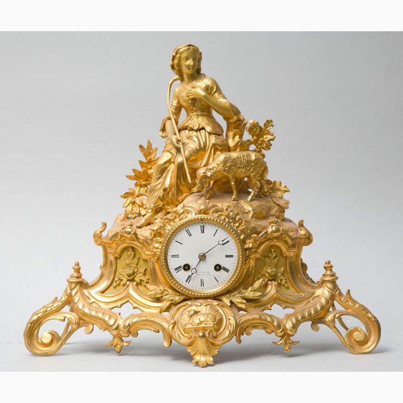 Фото 3. Куплю антикварные часы