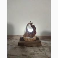 Ретро настільні лампи в стилі Лофт