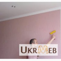 Покраска стен не дорого