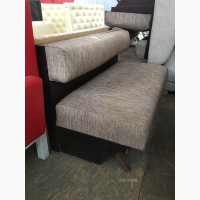 Продажа тканевых диванов б/у для общепита