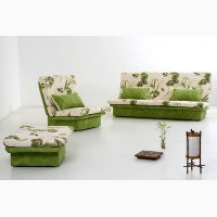 Мягкая мебель Style Group на металлическом каркасе - диваны, кресла