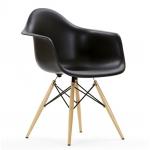 Кресла ТАУЭР ВУД пластиковые на деревянных ножках для кафе, ресторана, дома