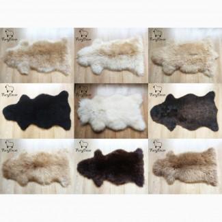 Шкура овечья, Овчина натуральная, Ковер из овчины, Шкура из овцы, Порода Меринос
