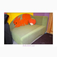 Детский угловой диван - игрушка Белочка