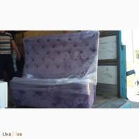 Продам фиолетовые мягкие кресла бу