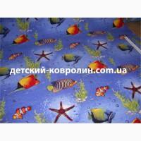 Ковер в детскую комнату Море