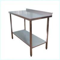 Новые столы из нержавейки по оптовой цене, стол производственный нерж опт