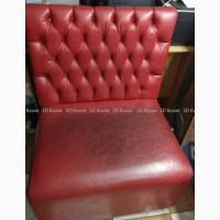 Красные диваны-кресла б.у, мебель бу в кафе, бары, рестораны, офис