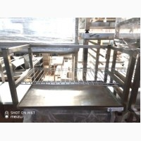 Полка – сушка XXL из нержавеющей стали (AISI 201)