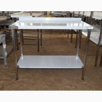 Столы для пищевого производства, столы производственные из нержавеющей стали оптом