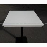 Бу барная мебель для кафе ресторана стол белый барный деревянный б/у