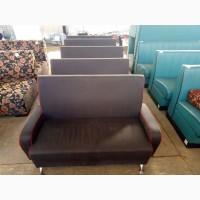 Продам диван с красным кантом для кофейни
