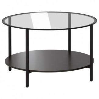 Журнальный стол (1834071), , черный-коричневый