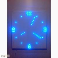 Электронные стрелочные часы
