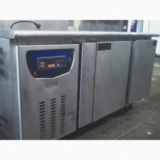 Стол холодильный б.у, 2 двери