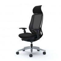Кресло офисное OKAMURA SYLPHY Black полированное, Япония