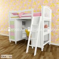 Детская кровать-чердак Гуффи