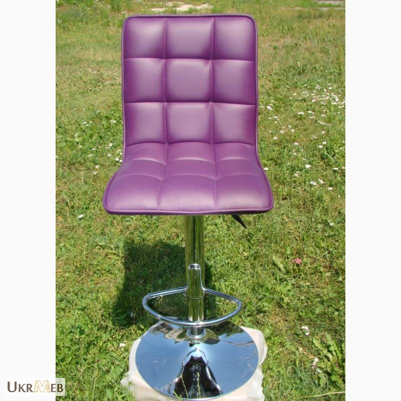 Фото 6. Высокие барные стулья HY 358 для стоек кухни купить Киев
