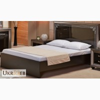 Кровать Элизабет (белая) embawood