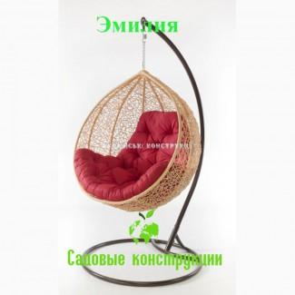 Подвесное кресло кокон из ротанга Одесса