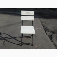 Бу стулья кованые для летней площадки, мебель для кафе ресторана б/у