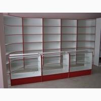 Торговое оборудование: витрины, прилавки, горки, островки для ТРЦ изготовление