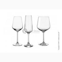 Набор бокалов для белого, красного и шампанского вин Villeroy Boch коллекция Ovid купить