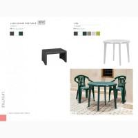 Столы Allibert Голландия для дома, кафе и бару