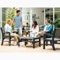 Набір меблів з штучного ротанга Нідерланди для будинку, кафе і бару