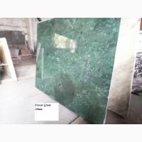 Столешницы и подоконники из мрамора Forest Green 20мм