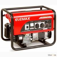 Бензиновый генератор Elemax SH 7600 EX-RS