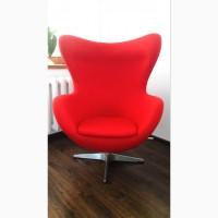 Легендарное дизайнерское кресло EGG (ЕГГ) б/у