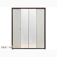 Шкаф Оливье 4-дверный embawood