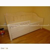 Детские кровати из натурального дерева (под заказ)