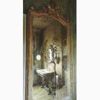 Состаренные Итальянские зеркала. Состарим зеркала под заказ