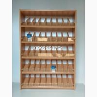 Новая сигаретная витрина, полка для сигарет, шкаф сигаретный. Доставка по Украине