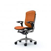 Японские Офисные Кресла CONTESSA OKAMURA Orange