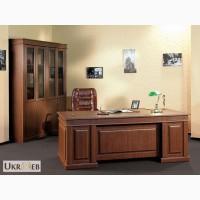 Изящная офисная мебель для кабинета руководителя серии Классик