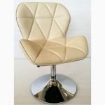 Полубарный обеденный стул HY 3008MB, кухонный стул HY3008MB для дома, офиса, салона студии