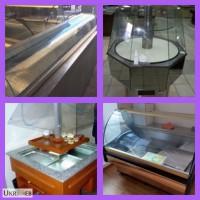 Продам холодильные витрины бу для кафе, ресторана, столовой
