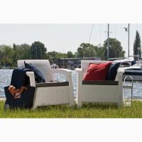 Corfu Duo Set голландська мебель из искусственного ротанга