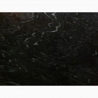 Столешницы и подоконники из Мрамора Империал Блек/Imperial Black 20мм
